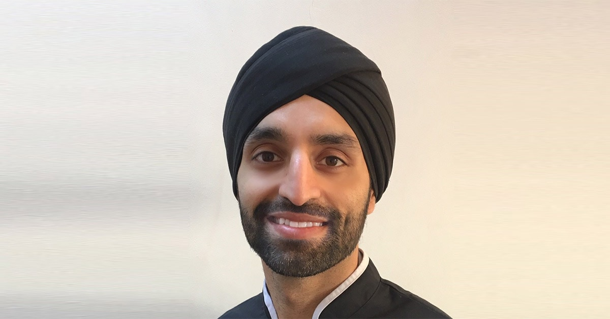 Dr Kirpal Dhaliwal dentist at Euston Place Dental Practice Leamington Spa Warwickshire