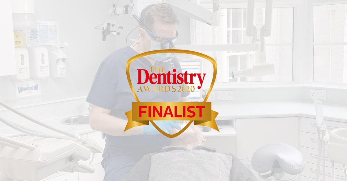dental awards nimination eutson place