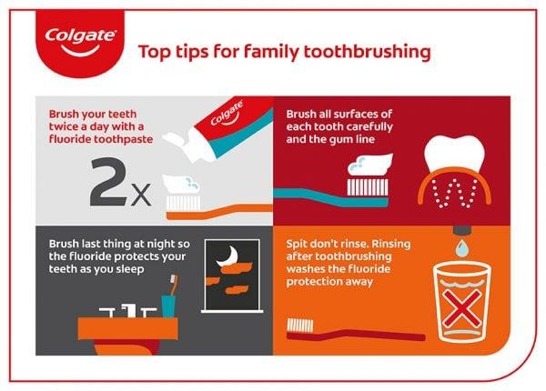 oral health tips warwickshire
