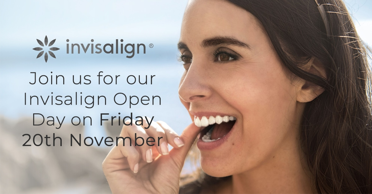 invisalign open day warwickshire dental practice