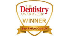 private dentistry award 2020